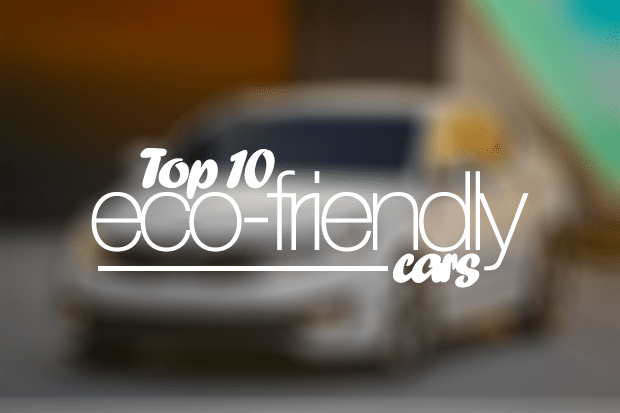 Top 10 eco friendly cars