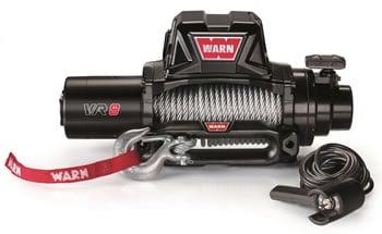 WARN 86245 VR8000 8,000 lb Winch Review